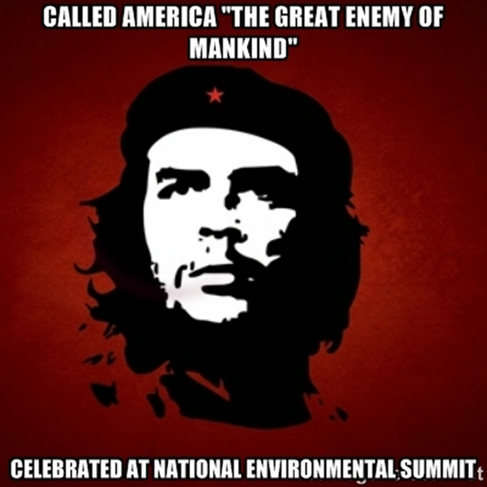 Extreme Much Che Guevara Tribute Kicks Off National Environmental