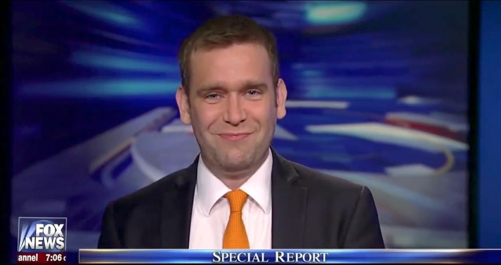 Tom Rogan on Fox News